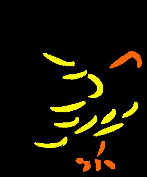 Brush vector - Chocobo