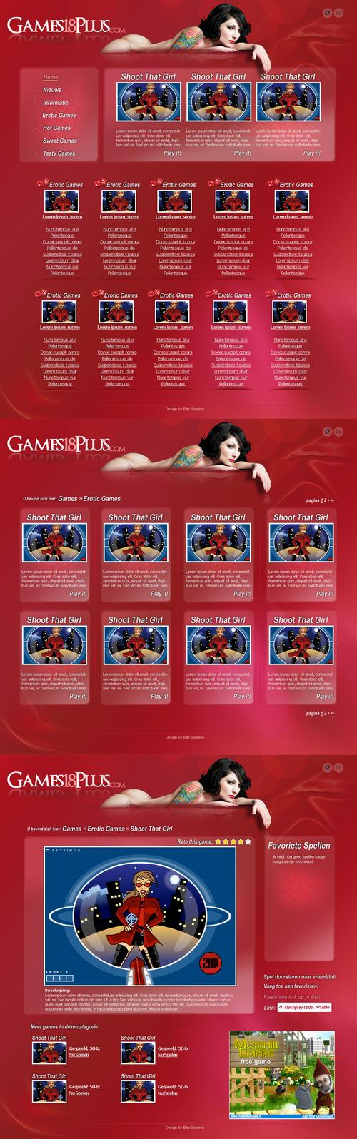 adult games website