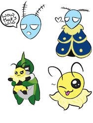 Bug Fables Doods