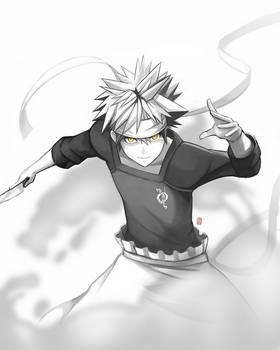 Soma Yukihira - Shokugeki no Soma
