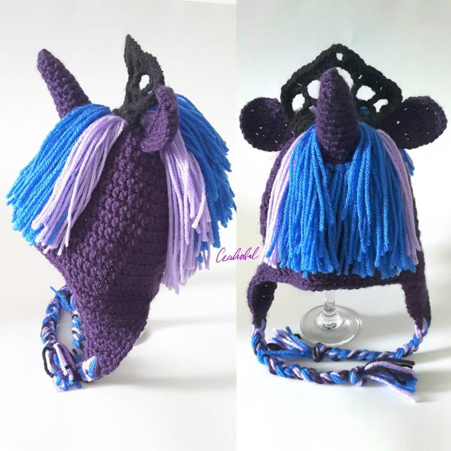 Princess Luna Hat by CeciliaSal