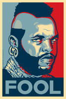 Yes We Can Pity the Fool by sobreiro