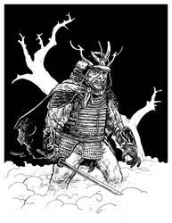 Shinto Samurai by sobreiro