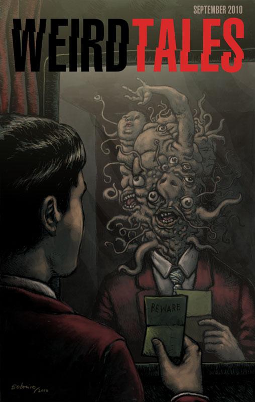 Weird Tales by sobreiro