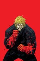 Luther Strode TPB Cover