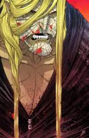 Legend of Luther Strode #1 - Cover by sobreiro