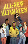 ALL-NEW ULTIMATES #1 - Dave Marquez Variant COLOR