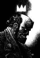 Hellboy - 20 Years by sobreiro