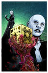 CLIVE BARKER'S HELLRAISER: BESTIARY 5 Cover Color
