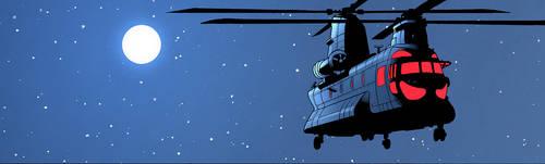 Helicopter Teaser