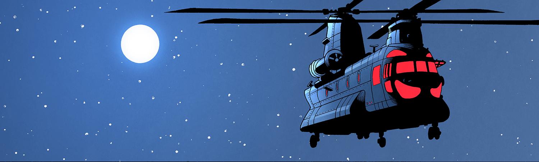 Helicopter Teaser by sobreiro