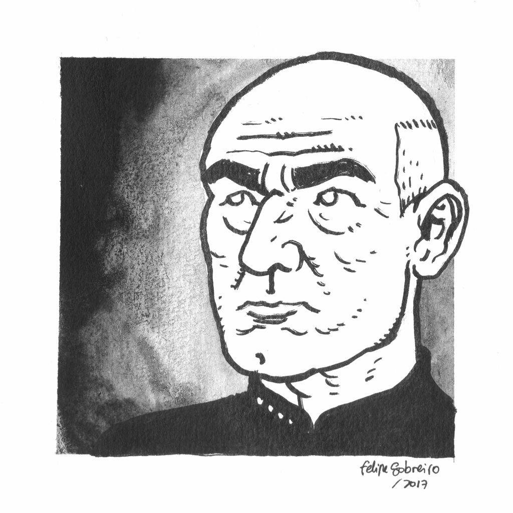 Jean-Luc Picard by sobreiro