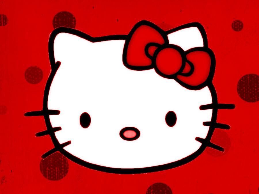 Hello Kitty Wallpaper by jennyriot on DeviantArt