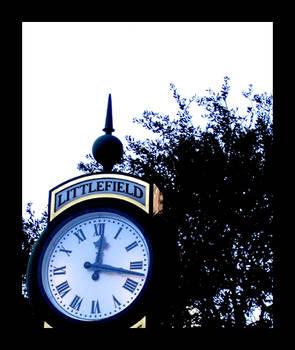 The Littlefield Clock