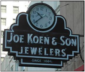 Joe's clock