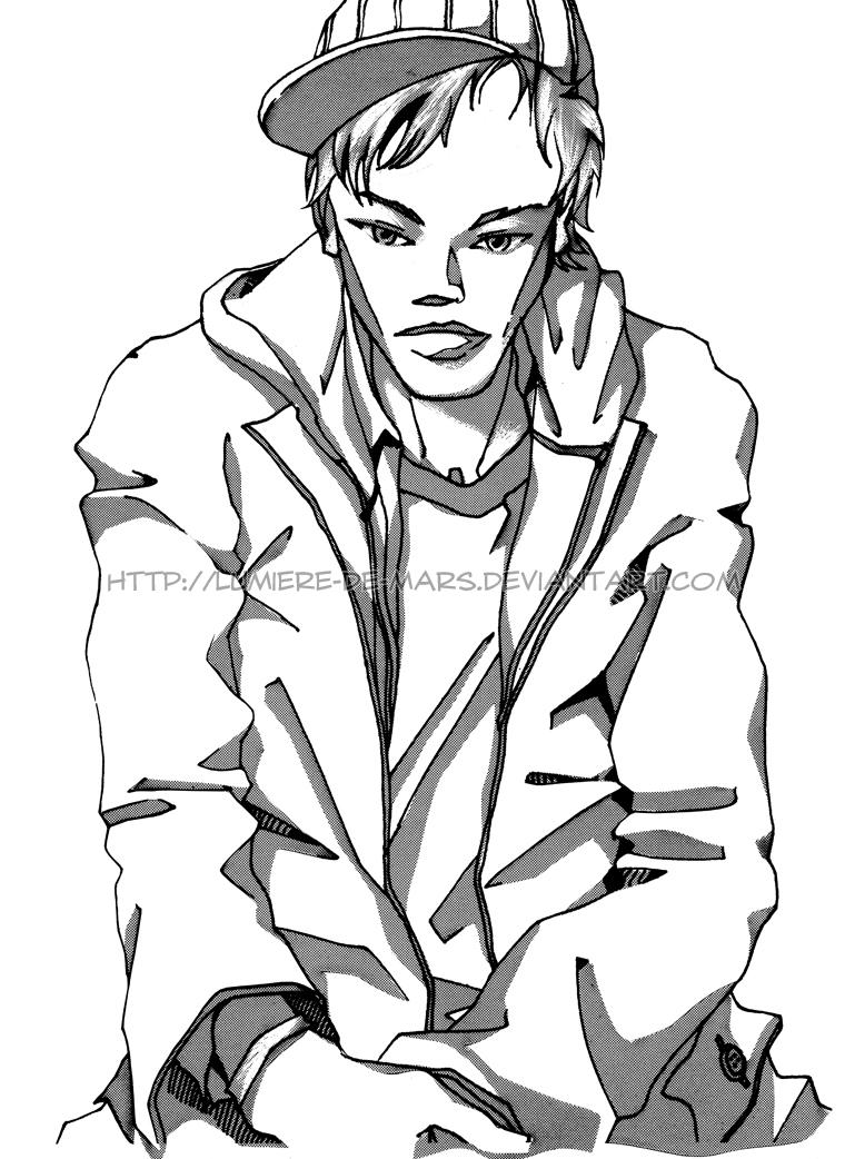 U3-Boy by Lumiere-de-Mars