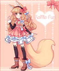 Adopt Raffle Fun! - (CLOSED) by Nekuchi