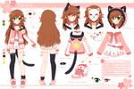 Sakura Reference Sheet