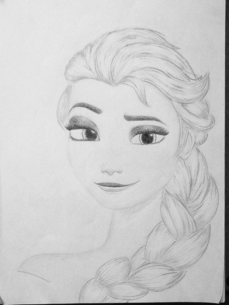 Elsa by ONyalaO