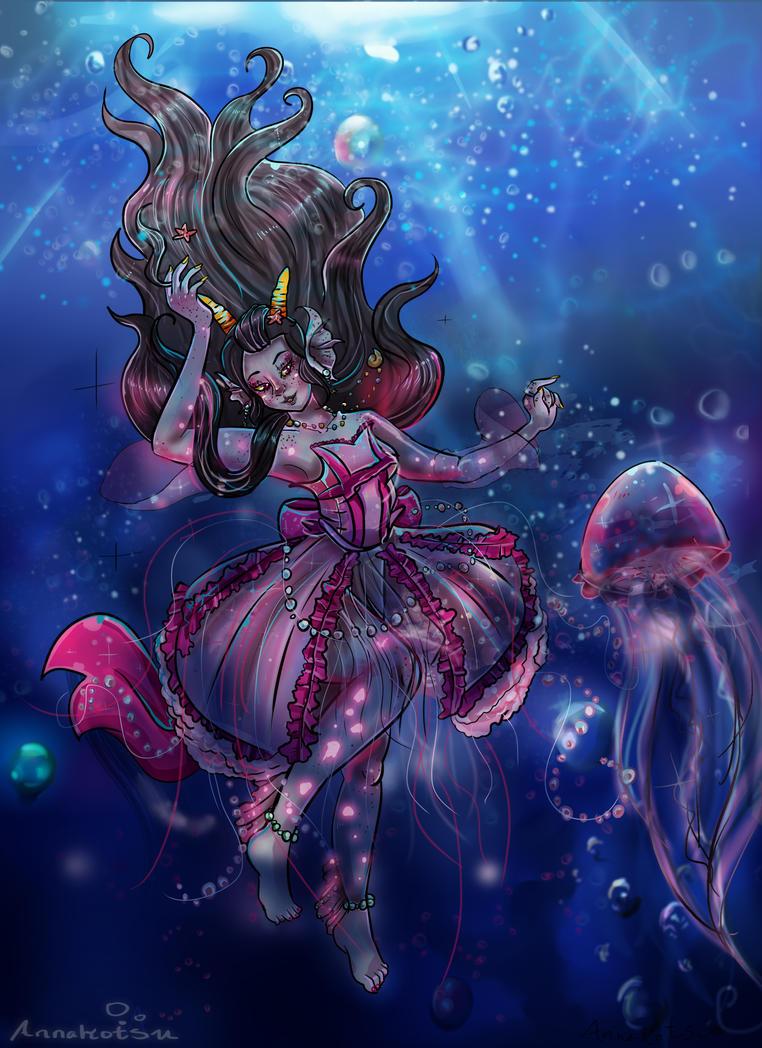 Ocean Deep ver. 2 by Annakotsu