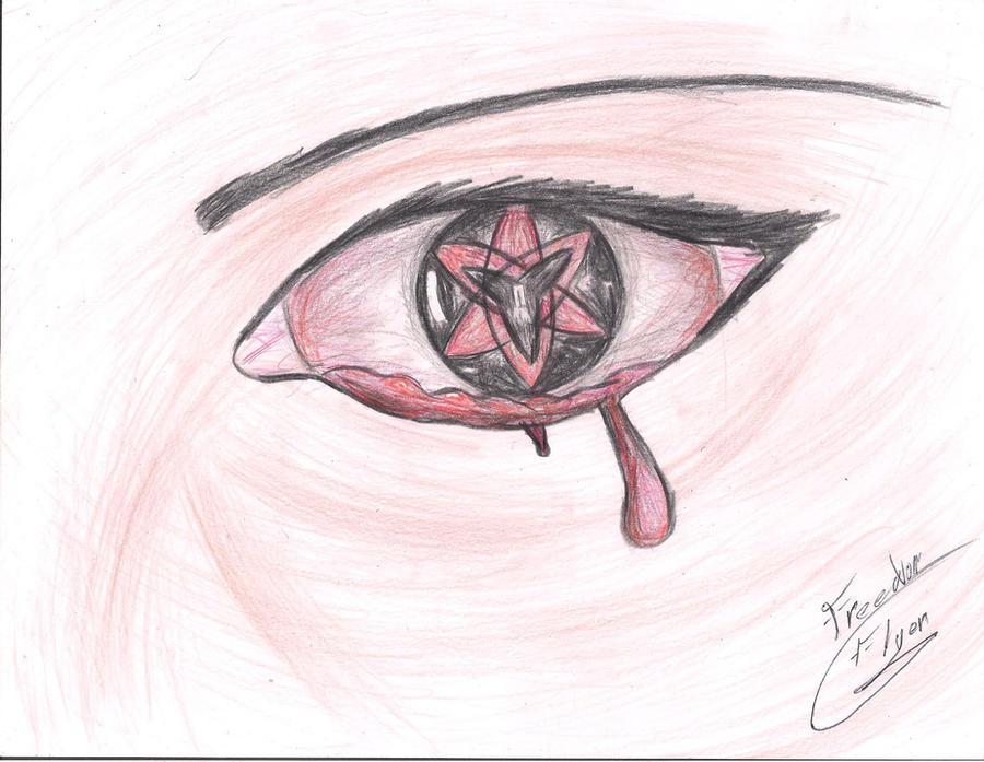 24+ Mangekyou Sharingan Sasuke Eye Drawing Pics