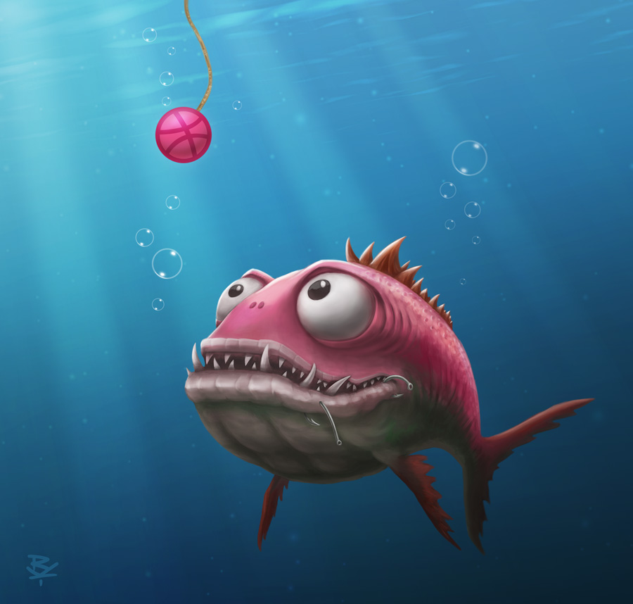 Fish by RadoArts