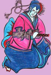 Kisame segun by Tachi-Uchixa