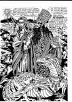 Jesus and Satan by talfar