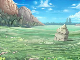 RPG background by Orangerainn