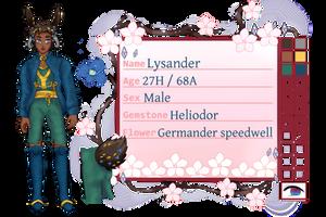[Archanes] Lysander
