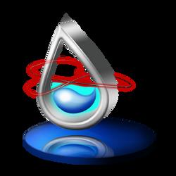 Rainmeter dock icon by Ornorm