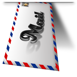 Postmail icon by Ornorm