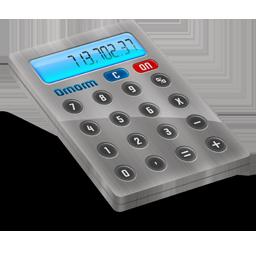 Calculator dock icon by Ornorm