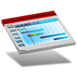Project Timeline Dock Icon By Ornorm On Deviantart