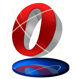Opera dock icon by Ornorm