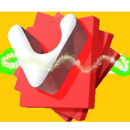 Vivaldi Browser Icon By Ornorm On Deviantart