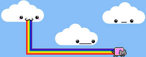 The Birth of Nyan Cat