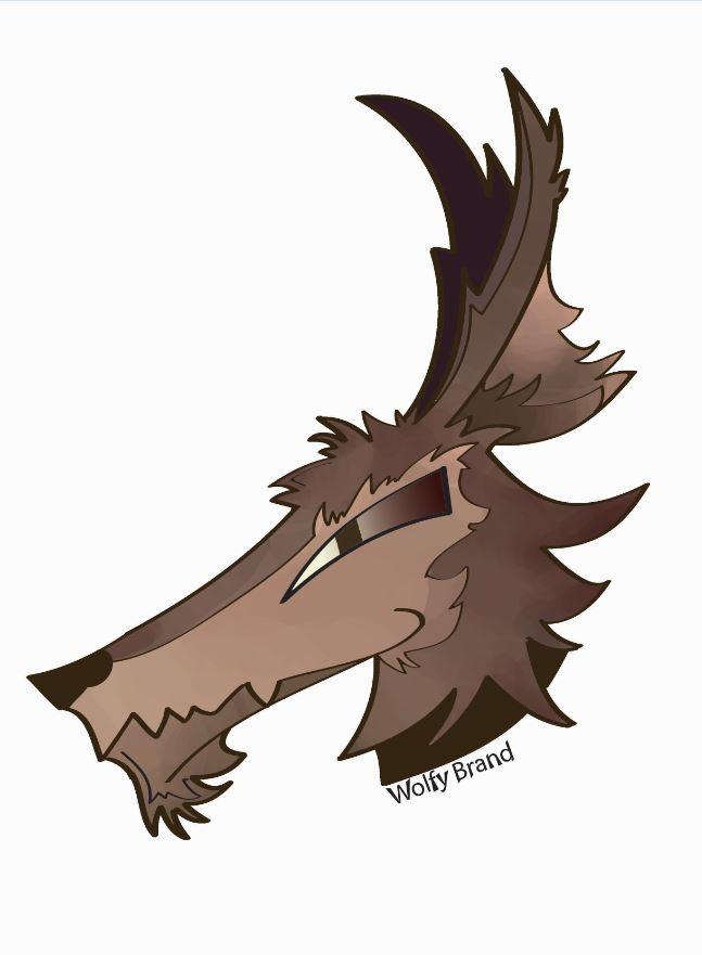 Wolfy by FireBrandWolf777