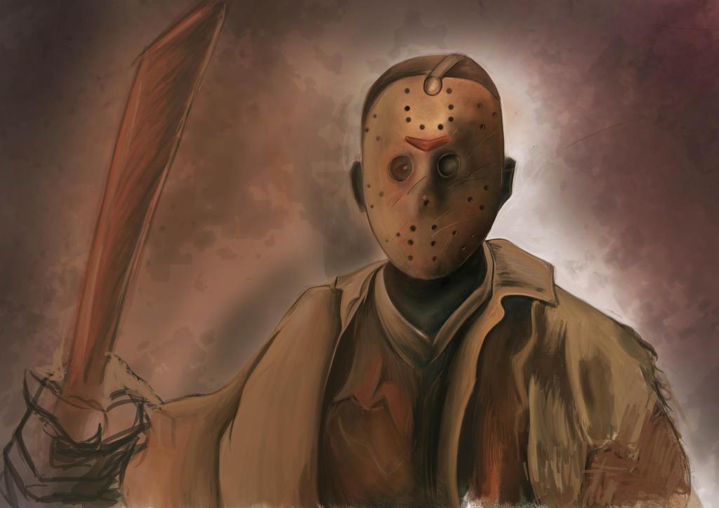 Jason by FireBrandWolf777