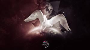 Pegasus by Lacza