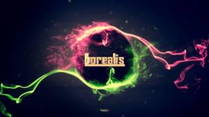 Aurora Borealis by Lacza