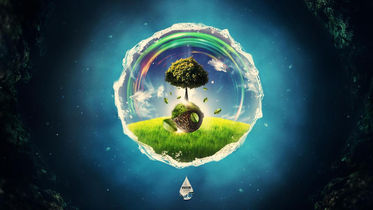 Wonderland by Lacza