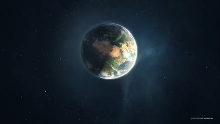 Space Series Earth