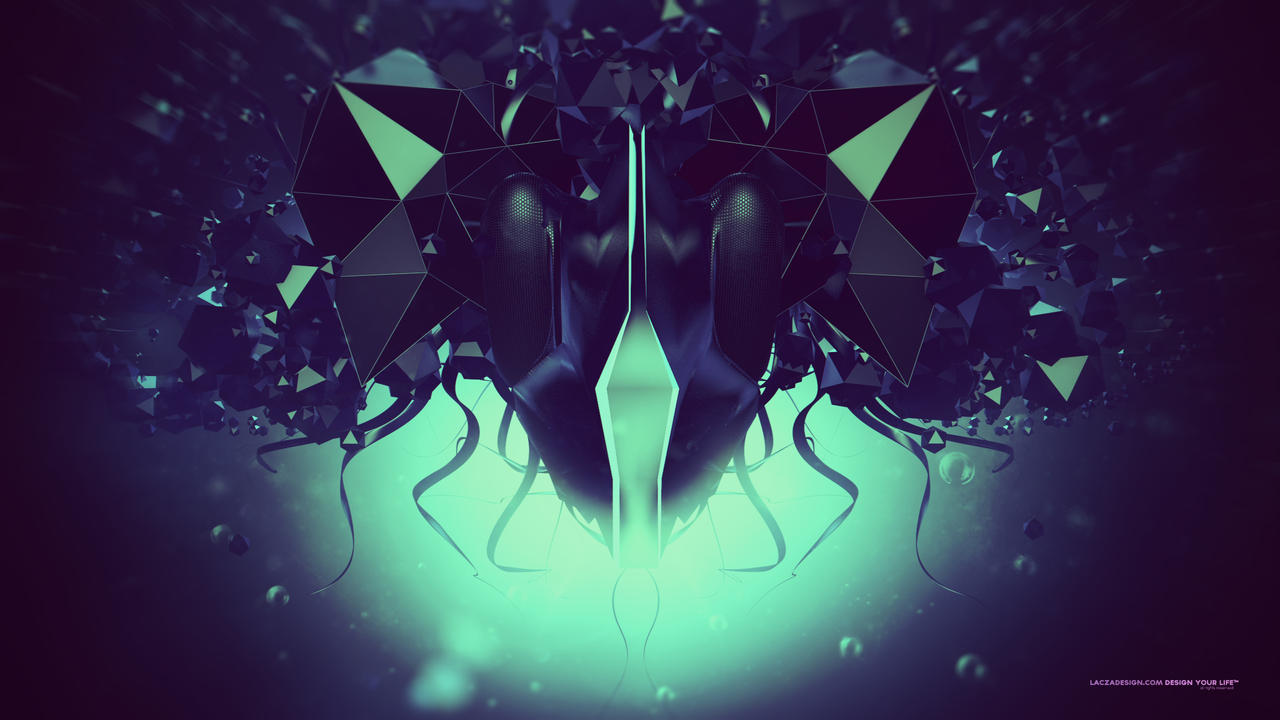 Mothman by Lacza