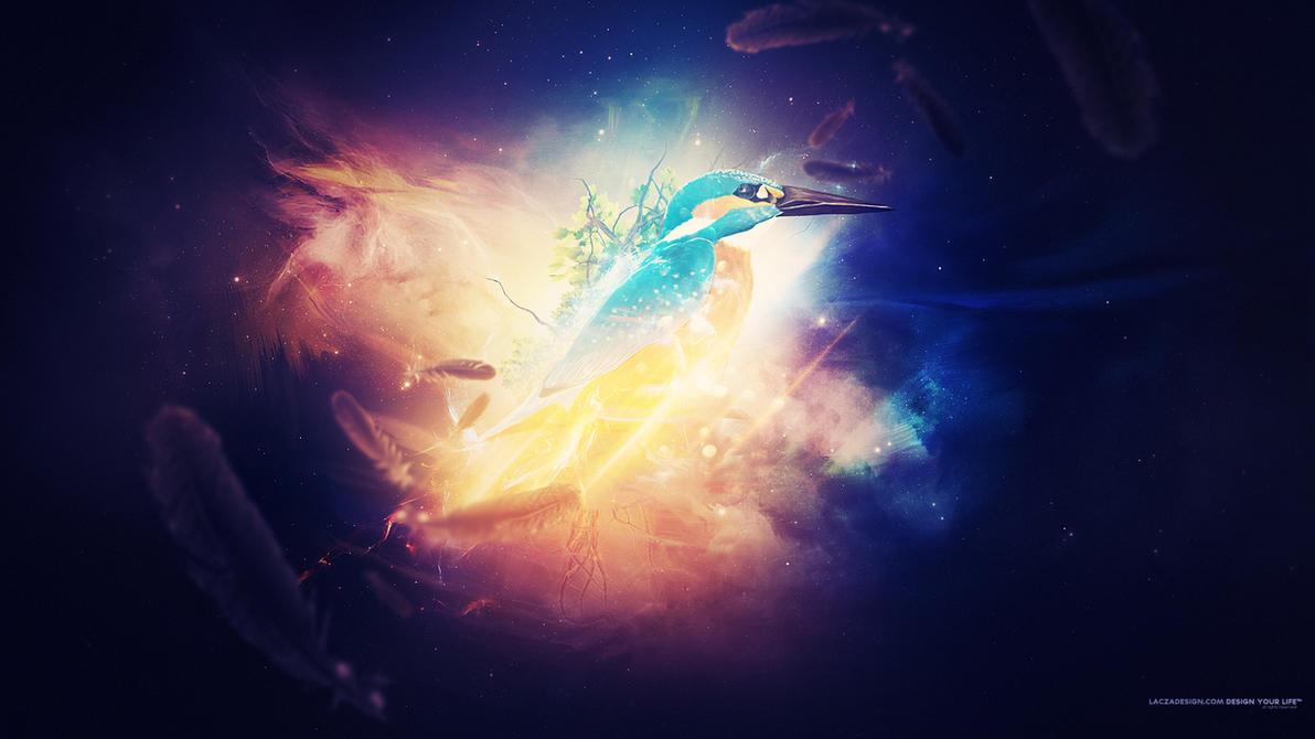 Bluebird by Lacza