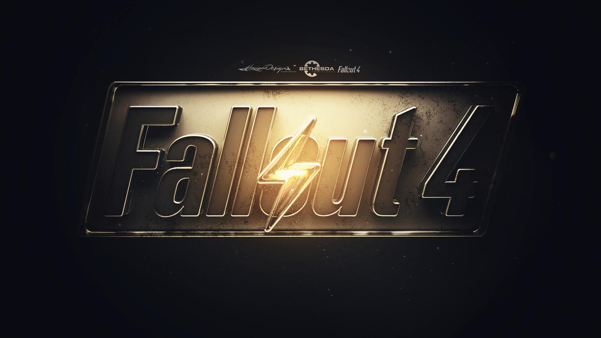 fallout typographic wallpaper by - photo #41