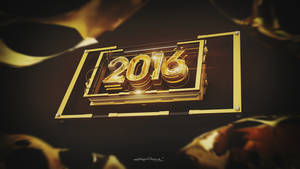 Happy New Year 2016 WP by Lacza