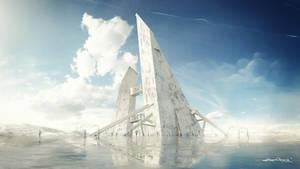New Horizon by Lacza