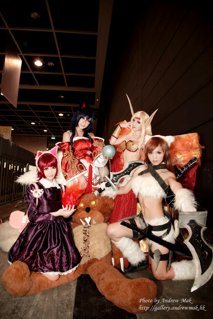 Cosplay - League of Legends by PipiChu0226