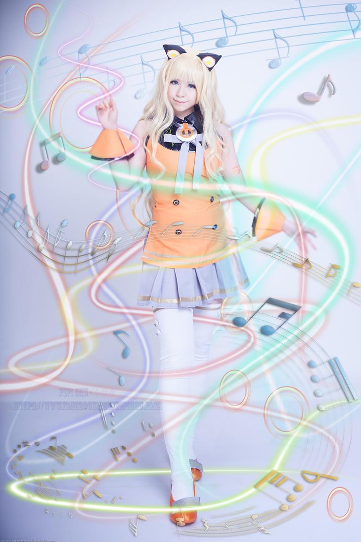 Cosplay - Vocaloid - SeeU by PipiChu0226